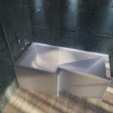 Ванна акриловая Marka One Linea 165x85 Левая