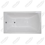 Ванна акриловая Marka One MODERN 120x70