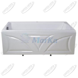 Ванна акриловая Marka One MODERN 165x70