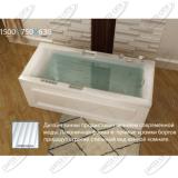 Ванна акриловая Triton Александрия 170x75