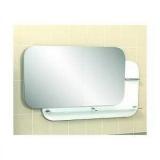 Зеркало Адажио 100 см белое