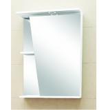 Зеркало-шкаф Merkana Астра 55 см правый