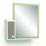 "Зеркало-шкаф ""Терра"" 65 см"