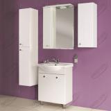 Зеркало-шкаф Акватон Лиана 65 см левый