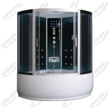 Душевая кабина Aulica ALC-91500-Black