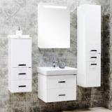 Зеркальный шкаф Акватон Америна 60 см левый