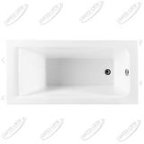 Ванна акриловая AQUANET BRIGHT 155x70