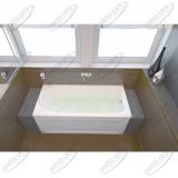 Ванна акриловая AQUANET WEST 160x70