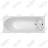 Ванна акриловая AQUANET WEST 130x70