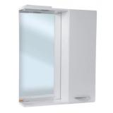 Зеркало-шкаф Sanita Лагуна-01 61 см правый