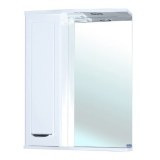 Зеркало-шкаф Bellezza Классик 55 см левый