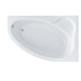 Ванна акриловая Santek Эдера 170x110 Правая