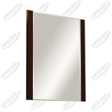 Зеркало Акватон Ария 65 см темно-коричневое