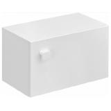 Шкаф Cersanit Nano245 White 48 см