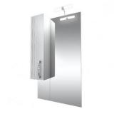 Зеркало-шкаф Triton Кристи 60 см левый