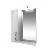 Зеркало-шкаф Triton Кристи 55 см левый