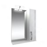 Зеркало-шкаф Triton Кристи 55 см правый