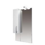 Зеркало-шкаф Triton Диана 60 см левое