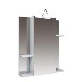 Зеркальный шкаф Triton Диана 65 см правый