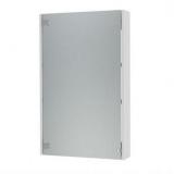 Зеркальный шкаф Triton Эко 50 см белый