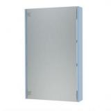 Зеркальный шкаф Triton Эко 50 см голубой