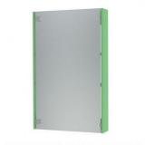 Зеркальный шкаф Triton Эко 50 см салатовый