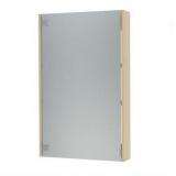 Зеркальный шкаф Triton Эко 50 см бежевый