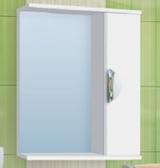 Зеркало-шкаф Vako Ника 83 см правый