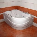 Ванна акриловая Triton Респект 180x130 Правая
