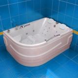 Ванна акриловая Triton Респект левая