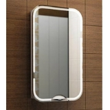 Зеркальный шкаф Cersanit Basic 50 см