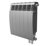 Радиатор Royal Thermo Biliner 350 V Silver Satin