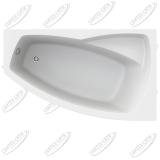 Ванна акриловая BAS Камея 170x105 Правая