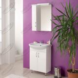 Зеркало-шкаф Акватон Онда 60 см левая