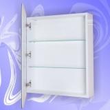 Зеркальный шкаф Андария Орион 60 см левый
