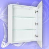 Зеркальный шкаф Андария Орион 60 см правый