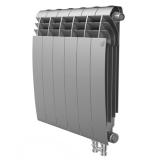 Радиатор Royal Thermo Biliner 500 V Silver Satin