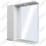 Зеркало-шкаф Акватон Ронда 55 см левый
