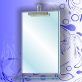 Зеркало Андария Селигер 60 см