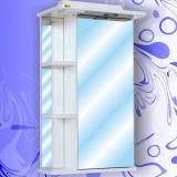 Зеркальный шкаф Андария Мини Венера 43 см правый