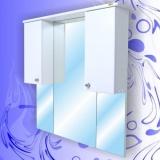 Зеркало-шкаф Андария Мираж 82 см