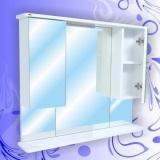 Зеркало-шкаф Андария Оазис 82 см