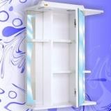 Зеркальный шкаф Андария Шторм 65 см правый