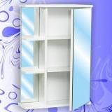 Зеркальный шкаф Андария Венера 50 см правый