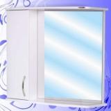 Зеркало-шкаф Андария Гамма 60 см левая