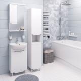 Зеркало-шкаф WL Blumarin Виктория 45 см левый