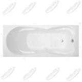 Ванна акриловая AQUANET VIOLA 180x75