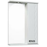 Зеркало-шкаф Runo Лотос 50 см правый