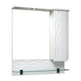 Зеркало-шкаф Runo Вега 60 см правый