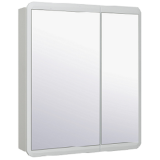 Зеркальный шкаф Runo Эрика 70 см
